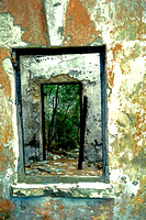 "Barbados, Caribbean, ""abandoned house"", ruins, textures, window"